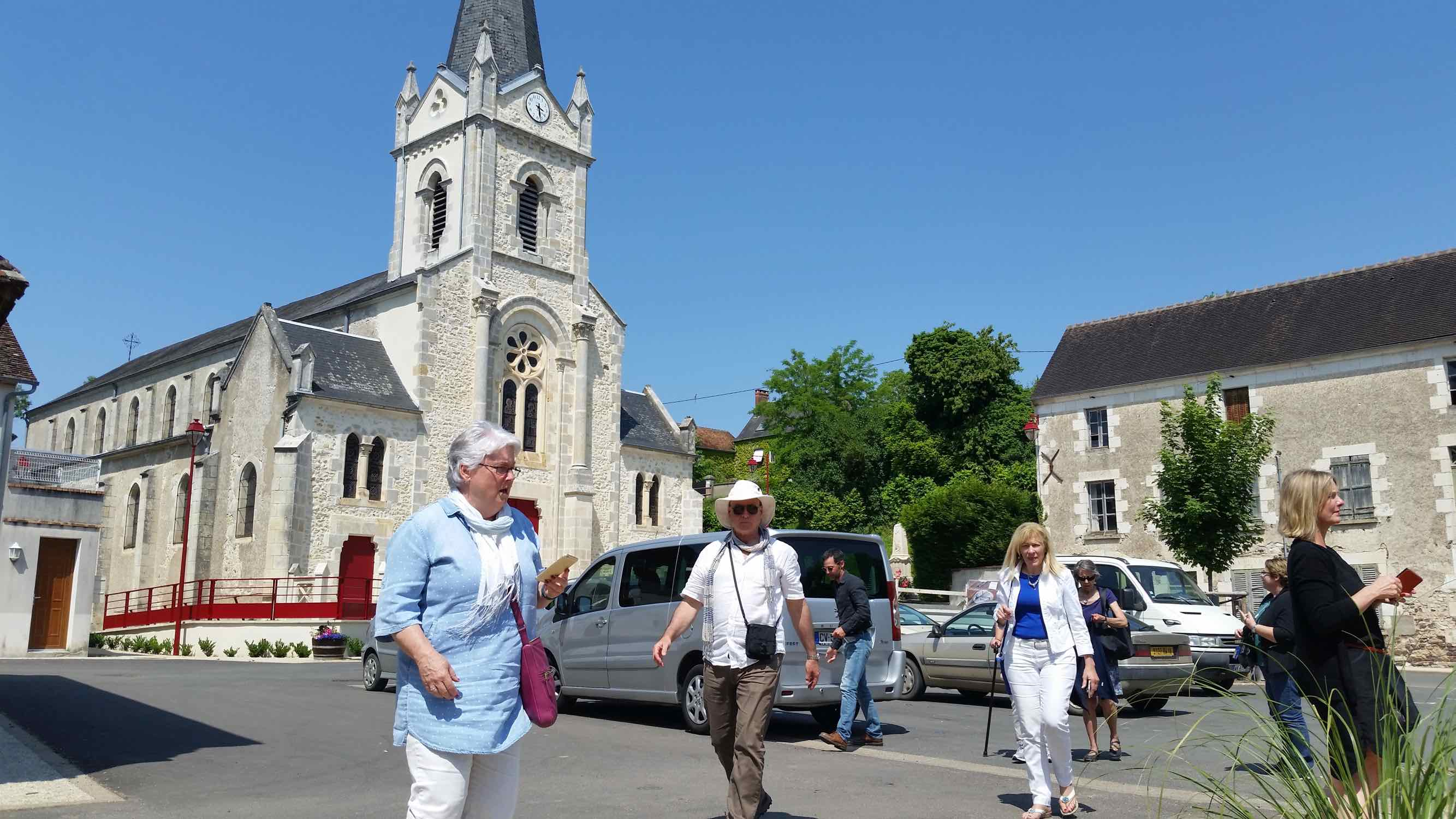 Village de la Loire