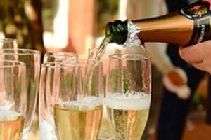 Degustattion de champagne