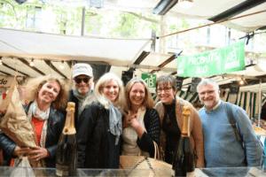 Paris Market tour